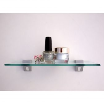 4mm toughened glass shelf