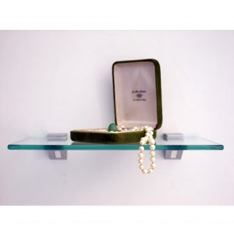 Toughened glass shelf 6mm